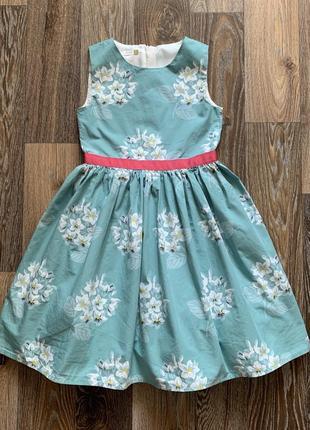 Платье john lewis р.9 лет