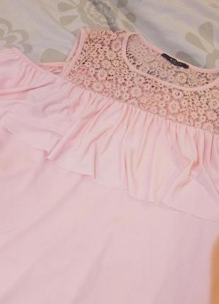 Розовое платье,  s-36-6,  новое