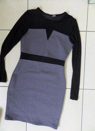 H&m симпатичне плаття xs-s