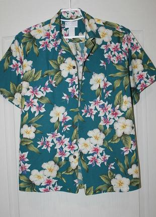 Мужская рубашка -гавайка /оригинал/сша