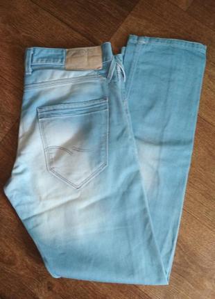 Стильные летние джинсы 32 размер