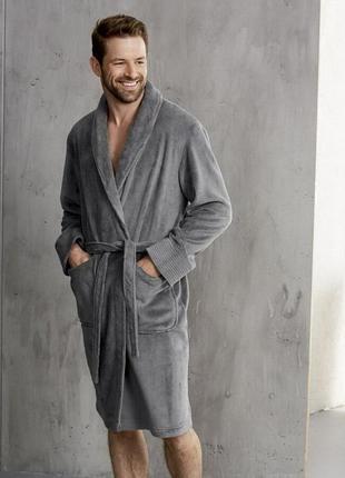 af27deefb206 Шикарный халат банный от miomare, германия ( размер 52-54, 56-58