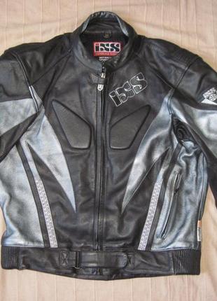 Ixs (xl/54) кожаная мотокуртка мужская