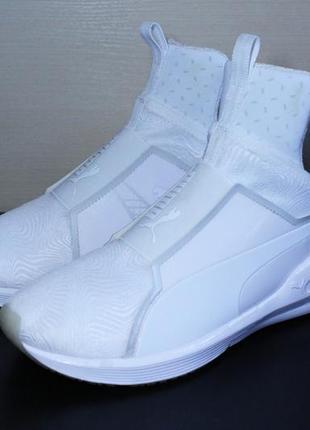 Оригинал puma fierce bright cross-trainer высокие кроссовки3 фото