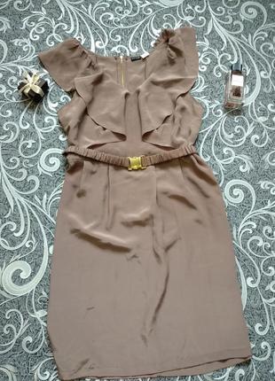 Лёгкое нарядное платье bodyflirt p.48-50-52