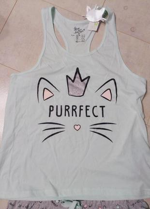Пижама, домашний костюм кот с короной4 фото
