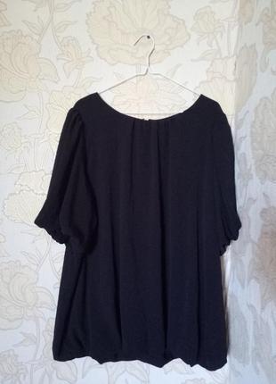 Оригинальная блуза для пышных форм