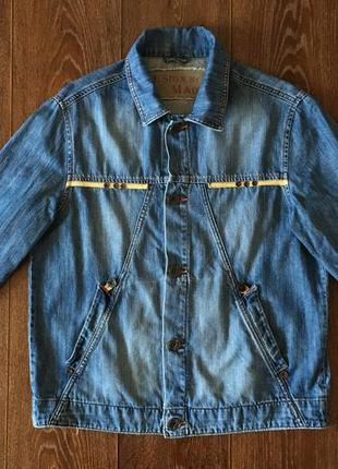 Джинсовая курточка madoc