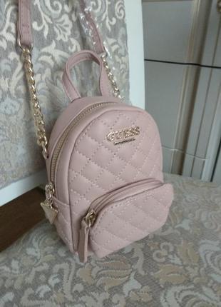 Модная красивенькая ,молодежная сумочка-рюкзачек ,