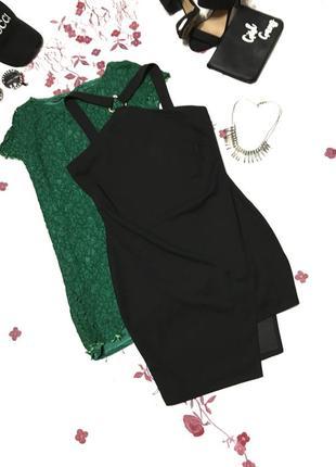 Нарядное платье портупея из полиэстера