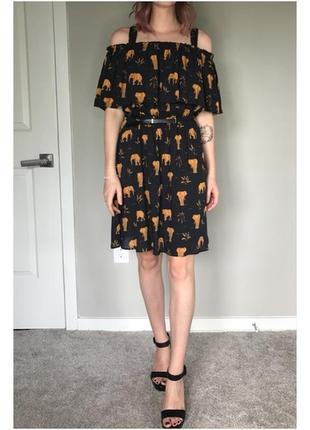 Платье mango4 фото
