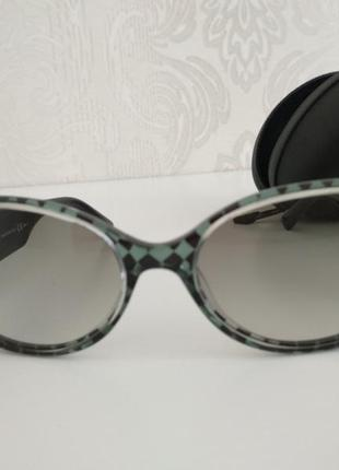 Крутые классические женские солнцезащитные очки armani emporio2 фото