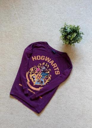 Свитшот new look hogwarts