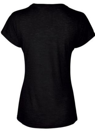 Черная футболка crivit3 фото