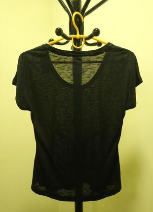 Черная футболка crivit5 фото