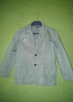 Пиджак котоновый mexx на 8-10 лет