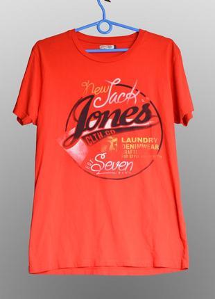 Мужская футболка jack jones, (р. l)