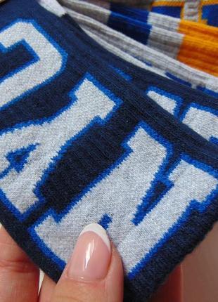 H&m. размер 25-27 (7.5-9). новый комплект из 5-ти носков для мальчика6 фото