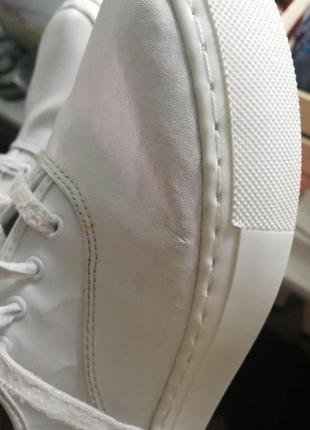 Белые кеды keds4 фото