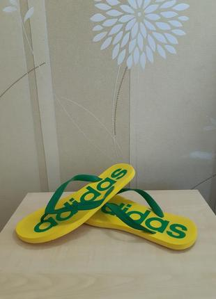 Вьетнамки adidas оригинал 42 размер