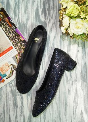 H&m. очень красивые туфли