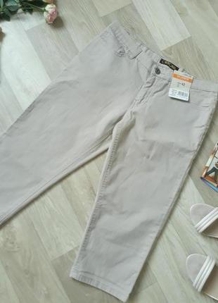 Женские джинсовые капри  р 42-44