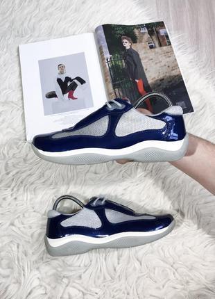 Стильные кроссовки prada оригинал