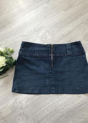 Джинсова спідниця джинсовая юбка