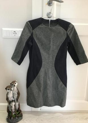 Платье джинсовое инд пошив