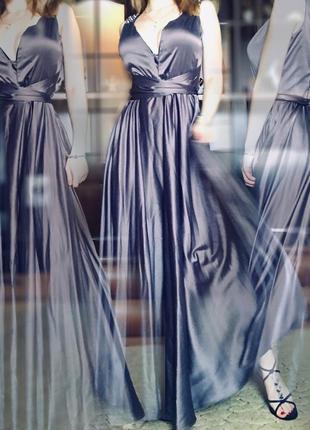 Вечернее {выпускное }платье