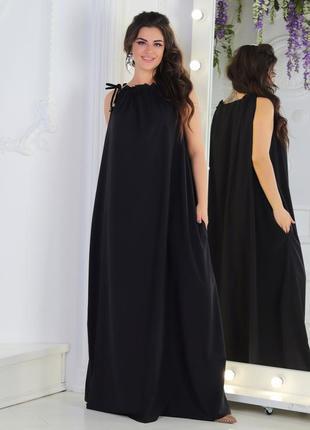 Универсальное летнее платье s-3xxl1 фото