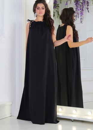 Универсальное летнее платье s-3xxl2 фото