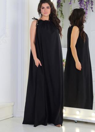 Универсальное летнее платье s-3xxl3 фото