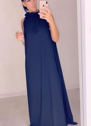 Универсальное летнее платье s-3xxl5 фото