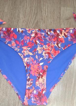 H&m-яркие цветочные плавки от купальника