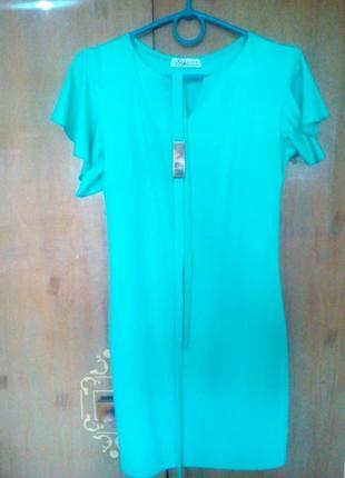 Летнее красивое нарядное платье2 фото