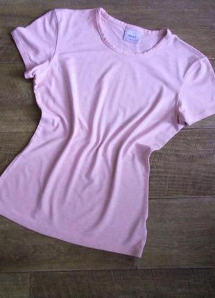Рожева футболка next