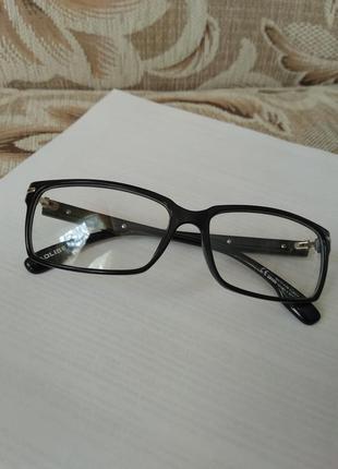 Очки прозрачные