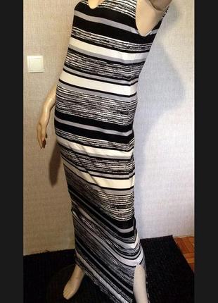 Длинное платье, макси платье f&f