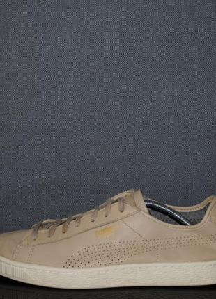 Кроссовки puma basket 44 р