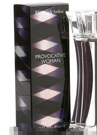 Elizabeth arden provocative woman,30мл женская парфюмированная вода