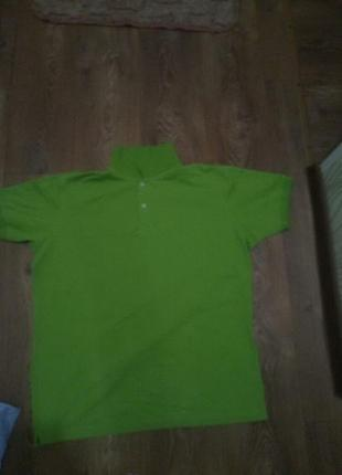 Шикарная майка, футболка, поло, тенниска esprit l 54 наш