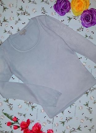 Акция 1+1=3 фирменный свитер per una небесного цвета, размер 44 - 46