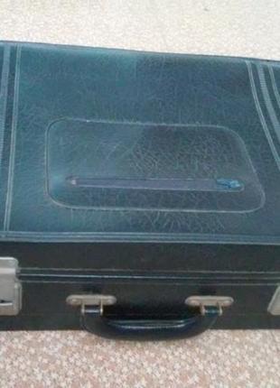 Раритетный чемодан времён ссср