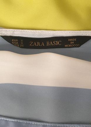 Футболка zara  блузка zara2 фото
