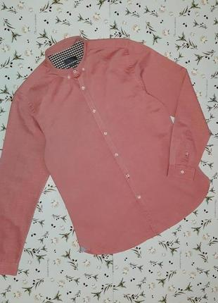 Акция 1+1=3 фирменная стильная рубашка zara, размер 46 - 48