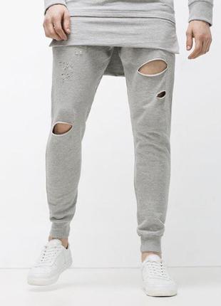9373537e Рваные штаны zara man. размер 30 s-m ZARA, цена - 829 грн, #23832409 ...