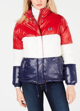 Цветная куртка levis