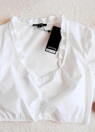 Топ, блуза, блузка comma р.12-14 цена на ценнике 179 евро