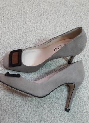 Супер цена шикарные элегантные туфли braska